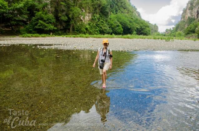 The Yumurí river / El Río Yumurí