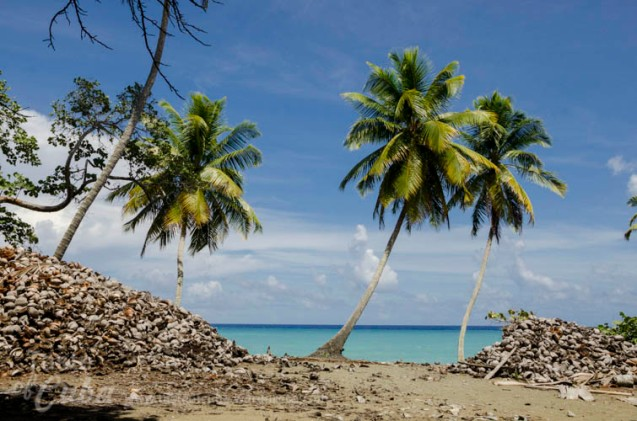 Duaba beach / Playa de Duaba