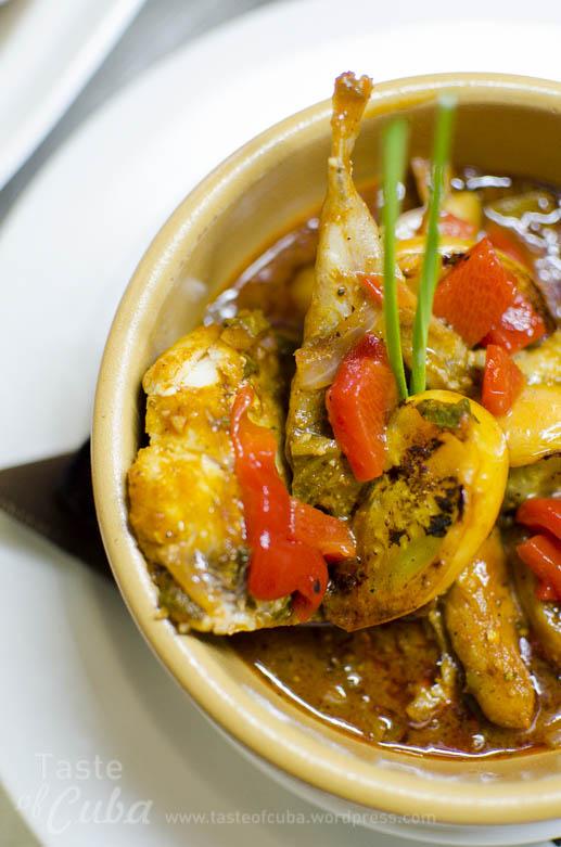 Sider fish stew / Caldereta de pescado a la sidra
