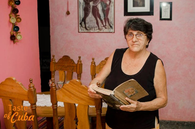 María del Pilar Almeida González / Foto: Alain L. Gutiérrez