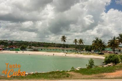 Playa El Tenis en Matanzas / Foto: Alain L. Gutiérrez Almeida