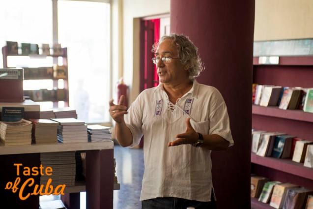 Leandro Rodríguez, Investigador del Instituto Nacional de Higiene, Epidemiología y Microbiología (INHEM)