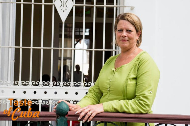 Aspirante a Maestra Ronera Isabel Cristina Rivero Páez. Ronera de Cárdenas